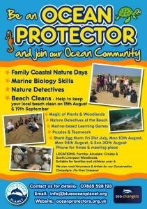 Ocean Protectors poster - low res