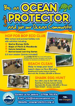 Be an Ocean Protector